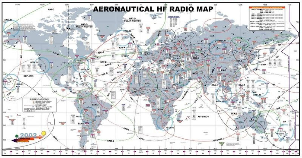 Real Time Internet Traffic Map.Live Atc Audio Flight Tracking
