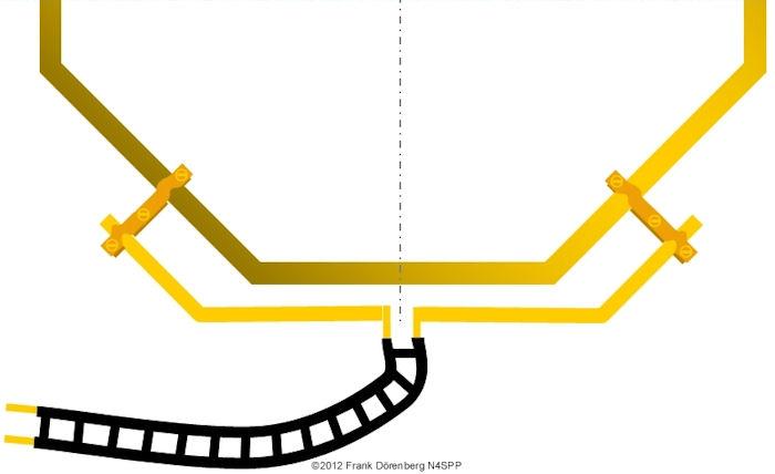 Magnetic loop for 80-40-30-20 meter: i1wqrlinkradio com
