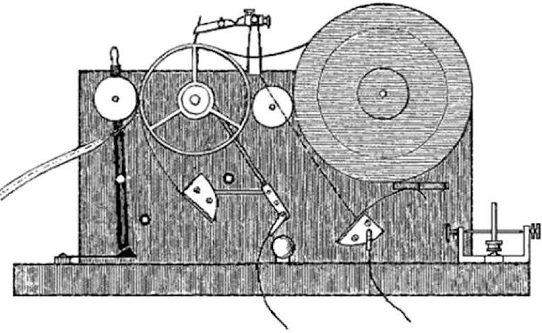 fax machine inventor