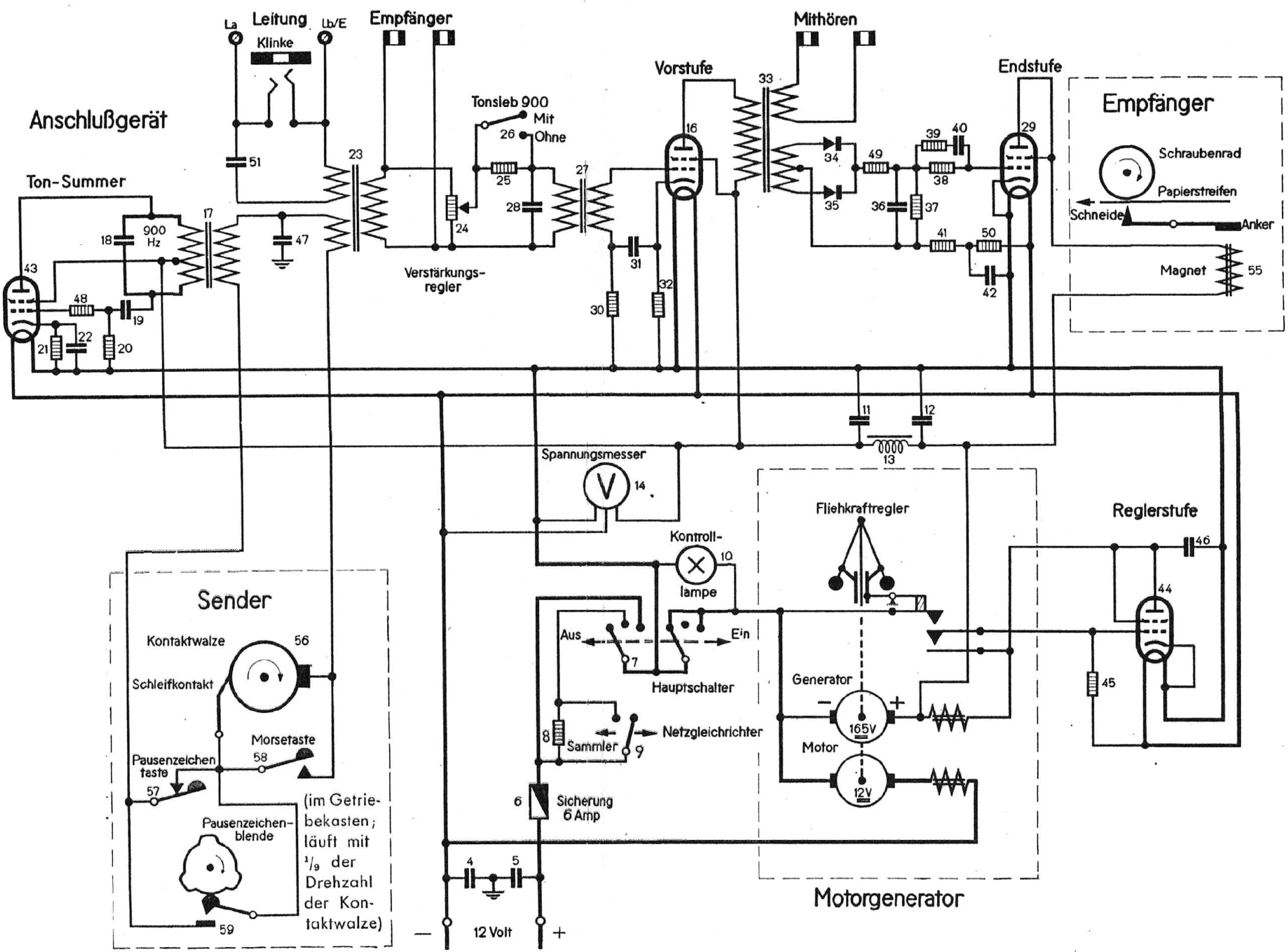Feld Hell Circuitry Ldv Ignition Switch Wiring Diagram 5c Click Here For Full Size