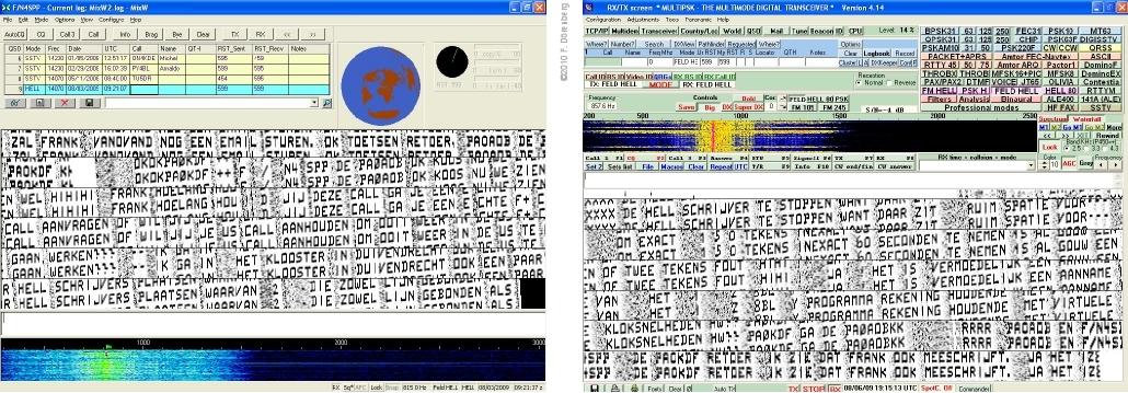 Hell software & interfacing