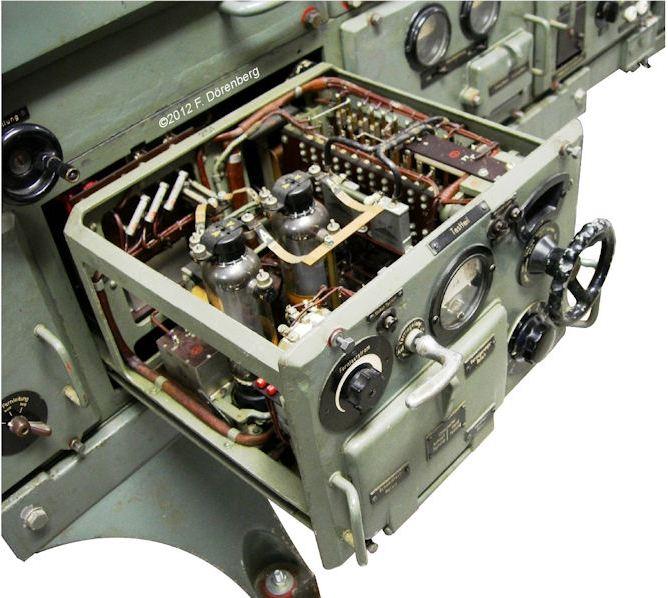 Radios used with Feld-Hell