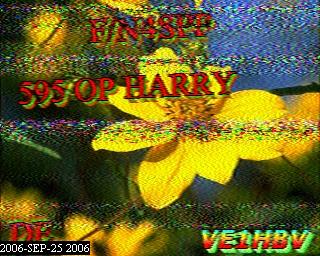 N4SPP - SSTV